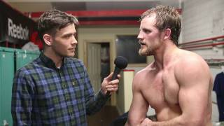 Interview with Gunnar Nelson ahead of UFC London