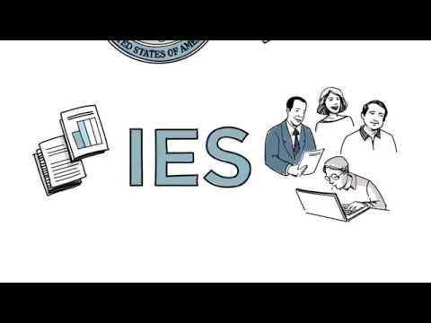 Introduction to the Institute of Education Sciences