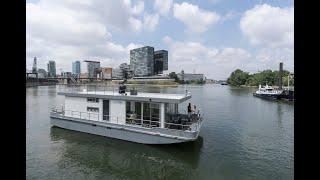 Hochwertiges Hausboot von CRUISING HOME - Hausboot Experience - #2 Wohnen und Reisen