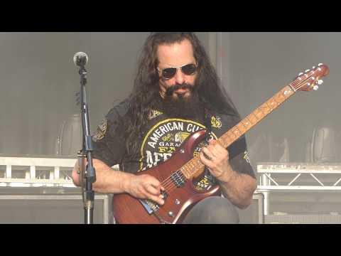 John Petrucci As I Am solo Rock Fest 2015