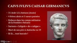 Caligula empereur