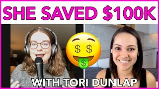 Saving $100K by Age 25 with Tori from HerFirst100K | MIND YOUR MONEY with MissBeHelpful