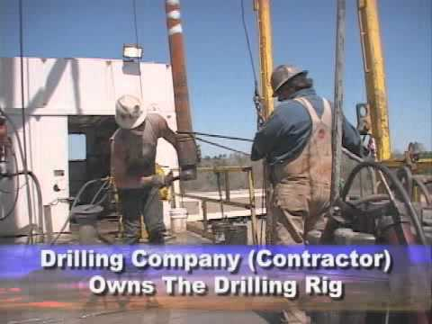 Drilling Crews and Oilfield Support Personnel Duties & Responsibilities