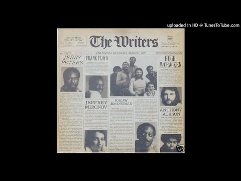 LYSERGICFUNK : Star Black - The Writers