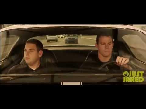 Channing Tatum & Jonah Hill Take a Ride in '22 Jump Street' Deleted Scene