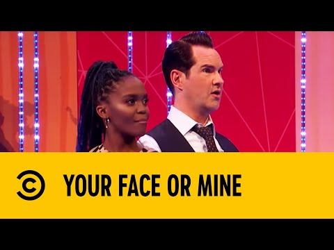 Jimmy Carr Auditions For Strictly Come Dancing | Your Face Or Mine