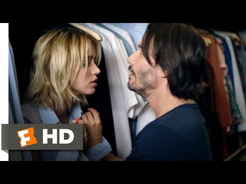 Knock Knock (3/10) Movie CLIP - Play Time's Over (2015) HD