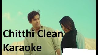 Chitthi Song Karaoke Jubin Nautiyal New Song 2019