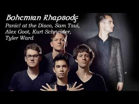 Bohemian Rhapsody (Panic! at the Disco, Sam Tsui, Alex Goot, Kurt Schneider, Tyler Ward Mashup)