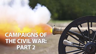 Great Campaigns of the Civil War - Part Two (1863-1865) - 2375