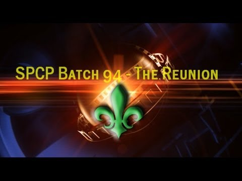St. Paul College of Paranaque - High School Reunion