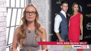 Nick Jonas' Girlfriend Olivia Culpo Supports Joe Jonas At A DJ'ing Gig + Life After Miss Universe!