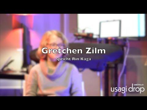 USAGI DROP Synchronclip #6: Gretchen Zilm spricht Rin