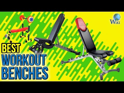 10 Best Workout Benches 2017