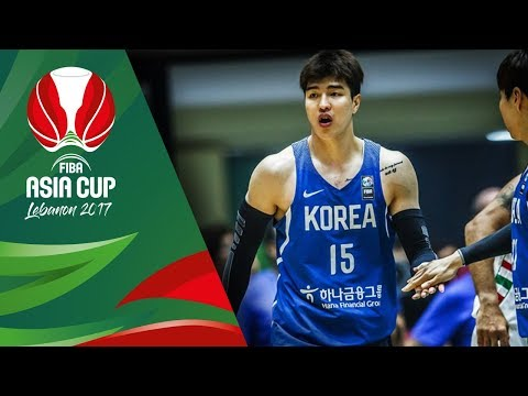 Top 5 Plays - Day 1 - FIBA Asia Cup 2017 (VIDEO)