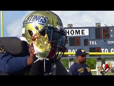 Spring Football Jamboree |  Miami High vs Keysgate | Highschool football