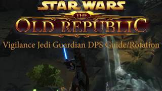 SWTOR Vigilance Guardian DPS Guide 5.9