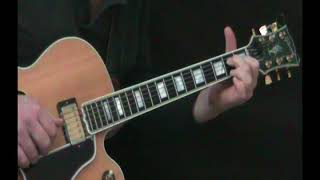 Wave - Jazz Guitar Lesson 8
