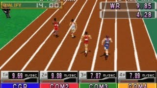 CGRundertow INTERNATIONAL TRACK & FIELD for PlayStation Video Game Review