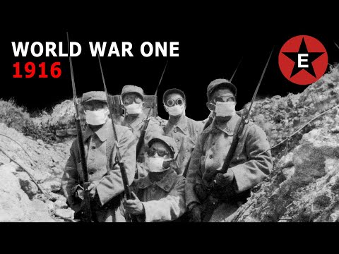 Epic History: World War One - 1916