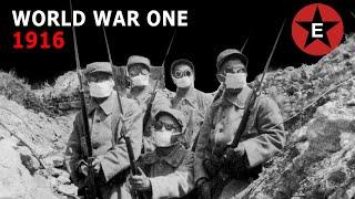 World War One - 1916
