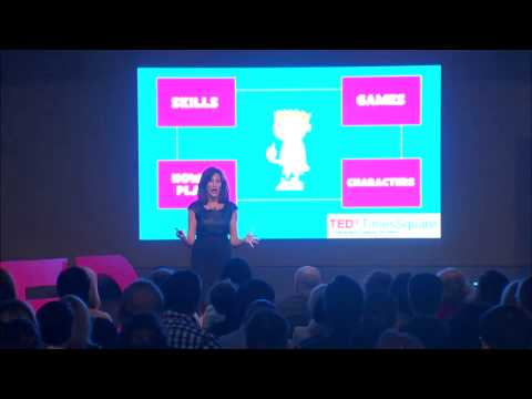 Opening worlds of possibilities | Lesli Rotenberg | TEDxTimesSquare