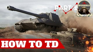How to Drive a Tank Destroyer   Part Two   Bushka On Blitz