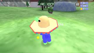 How to get some Ice Cream from Robot 64 Roblox Cap 1