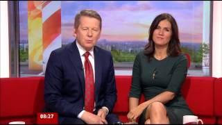 Susanna Reid BBC Breakfast 04-12-2012