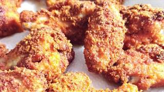 Keto Spicy Fried Chicken - I Heart Recipes