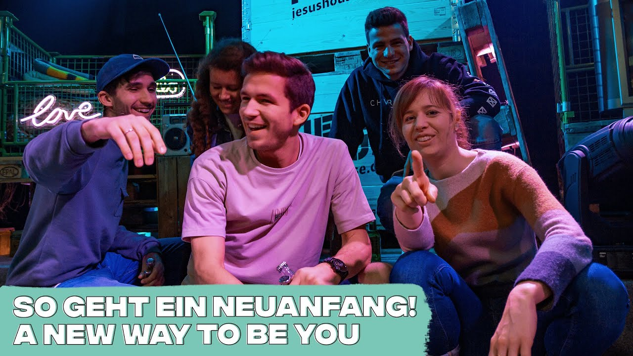 JESUSHOUSE Stream | A New Way To Be You