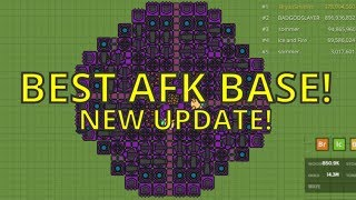 ZOMBS.IO BEST AFK BASE EVER! NEW UPDATE! // 4 PLAYER BASE // iXPLODE Bryan Smith