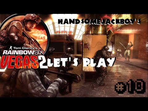 Rainbow Six: Vegas 2 / *Let's Play!* Ep.10: The Arctic Warfare Sniper is a Beast!!!