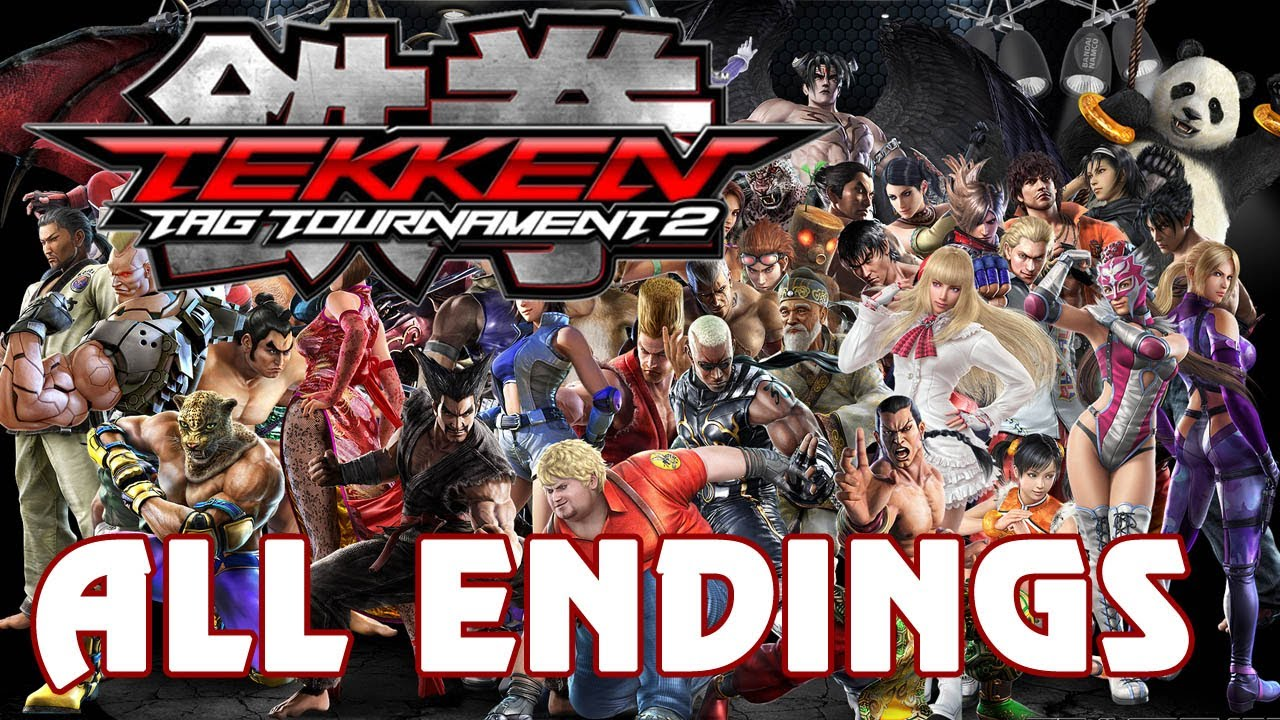 Tekken Tag Tournament 2 All Character Endings True Hd Quality