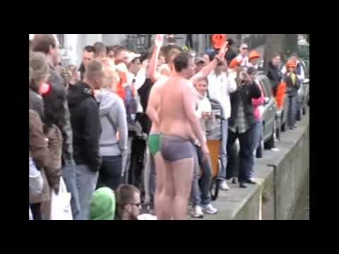 Brits, Whores & Ladyboys Queen's Day!