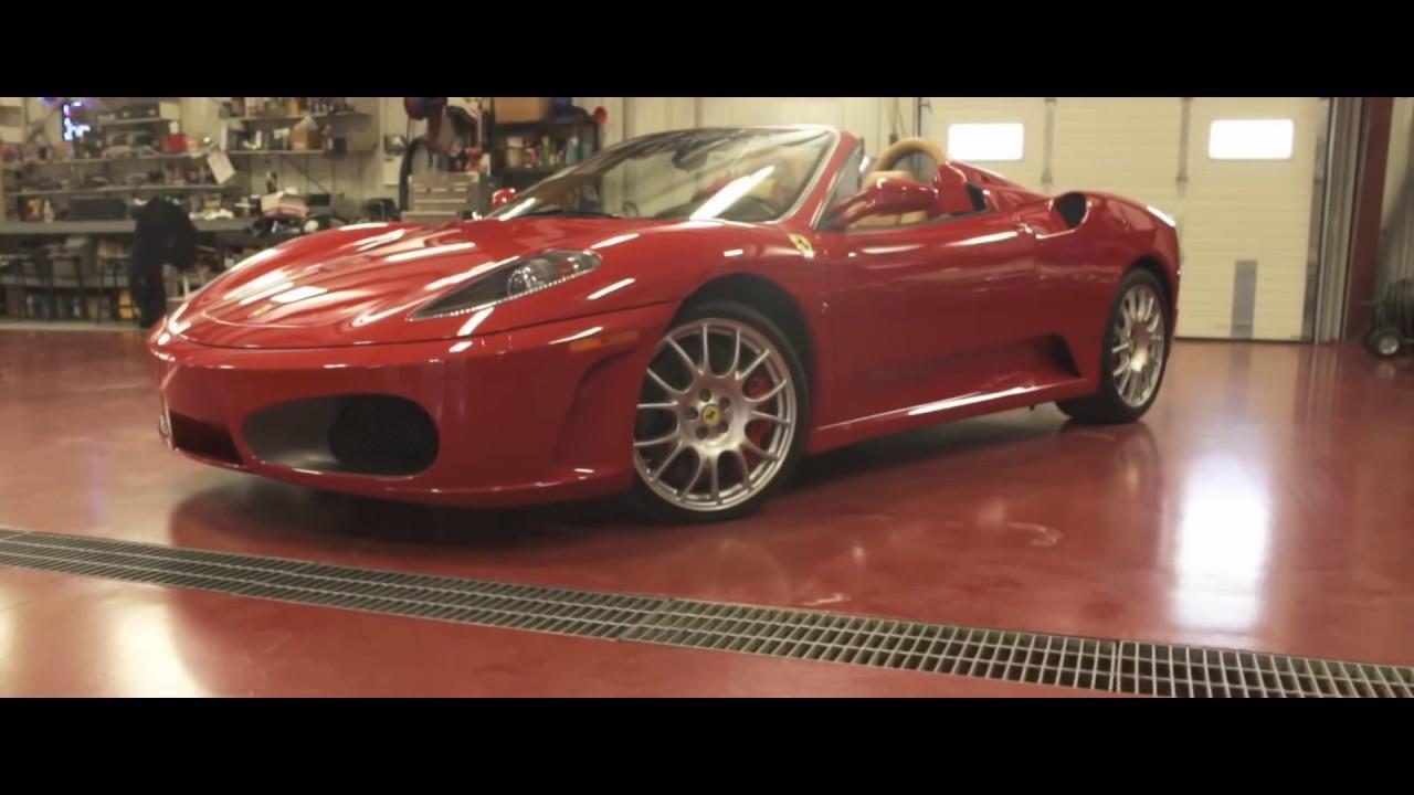 "Red Ferrari – Sam ""Gnotes"" x J.Figz x Junior D x Codyine 1080HD"