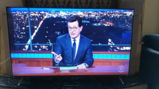 Stephen Colbert on Northwestern U and the Big Dance, 2017-03-12