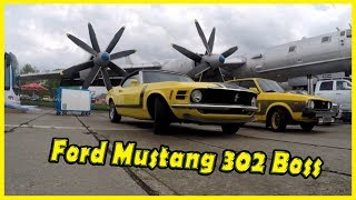 American Muscle Cars 1969 Ford Mustang 302 Boss Review 2018. American Classic Vehicles
