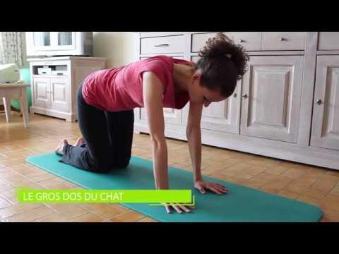 Yoga chez soi (une séance pour se détendre)