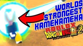 Powering the WORLD'S STRONGEST KAMEHAMEHA! | Roblox: Dragon Ball Super 2 - Episode 3