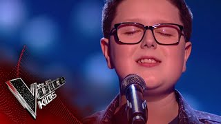 Daniel Performs 'The Voice Within': The Semi Final | The Voice Kids UK 2018