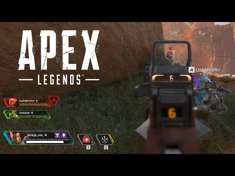 Clutch Or Kick | Apex Legends Gameplay