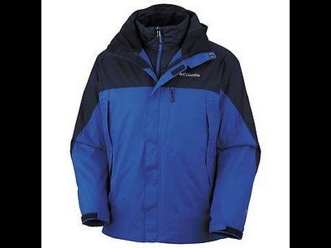 Columbia Lhotse Mountain Interchange Winter Waterproof Jacket For ...