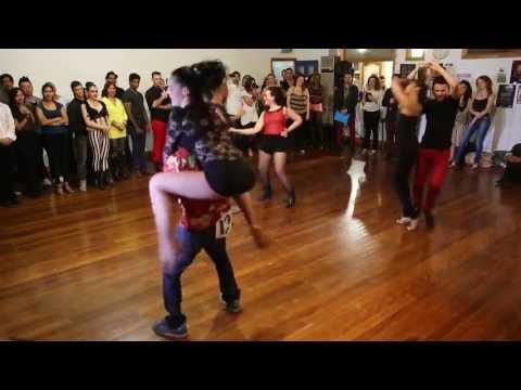 Melbourne Dance Hub, Salsational Jack & Jill, Semi Finals 3