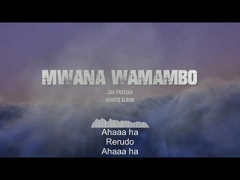 Jah Prayzah - Mwana WaMambo