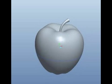 Pro e (pro engineer) Understanding 'Trajpar' realtions (Make an apple)