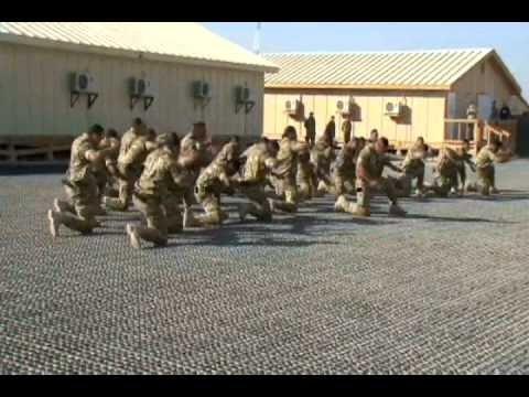 Royal Tongan Marines support US Marines in Afghanistan