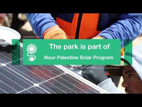 Nour Jenin Solar PV Park - Palestine Investment Fund