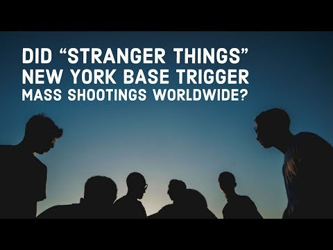 """Stranger Things"" Real-Life New York Base Triggered Mass Shootings Worldwide?"