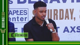 (FULL) PRESS CONFERENCE_ERROL SPENCE VS SHAWN PORTER + NEW UNDERCARDS FIGHT